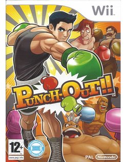 PUNCH-OUT for Nintendo Wii
