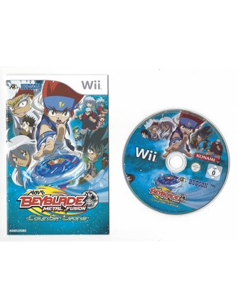 BEYBLADE METAL FUSION - COUNTER LEONE for Nintendo Wii