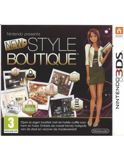 NEW STYLE BOUTIQUE for Nintendo 3DS