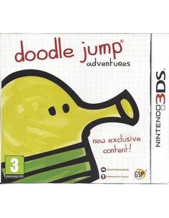DOODLE JUMP ADVENTURES for Nintendo 3DS