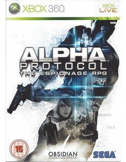ALPHA PROTOCOL für Xbox 360