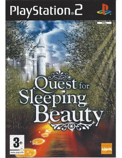 QUEST FOR SLEEPING BEAUTY für Playstation 2 PS2