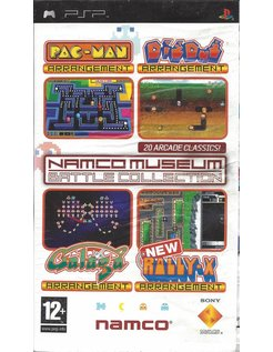 NAMCO MUSEUM BATTLE COLLECTION voor PSP