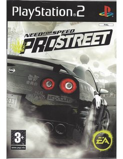 NEED FOR SPEED PROSTREET for Playstation 2 PS2