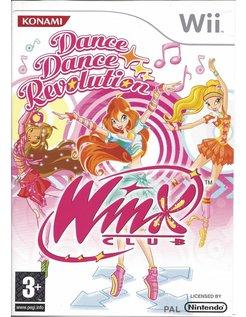 DANCE DANCE REVOLUTION WINX CLUB für Nintendo Wii