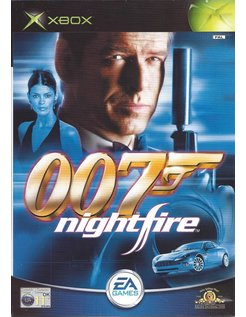 JAMES BOND 007 NIGHTFIRE für Xbox