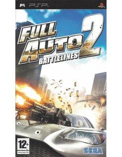 FULL AUTO 2 BATTLELINES for PSP