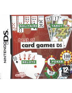 BEST OF CARD GAMES DS for Nintendo DS