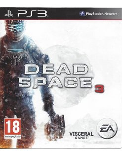 DEAD SPACE 3 for Playstation 3 PS3