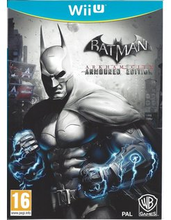 BATMAN ARKHAM CITY - ARMOURED EDITION für Nintendo Wii U