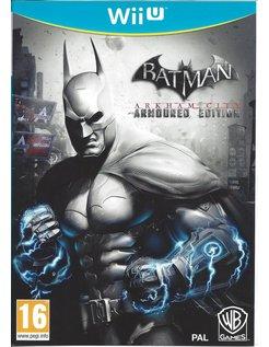 BATMAN ARKHAM CITY - ARMOURED EDITION for Nintendo Wii U