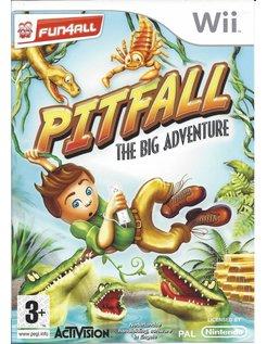 PITFALL THE BIG ADVENTURE für Nintendo Wii