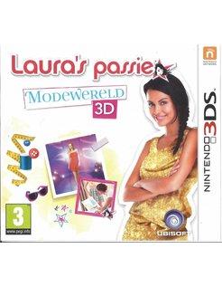 LAURA'S PASSIE MODEWERELD for Nintendo 3DS