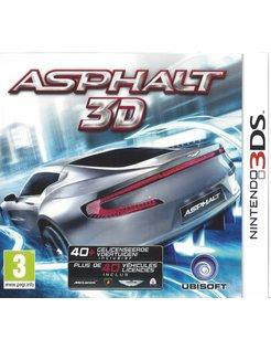 ASPHALT 3D for Nintendo 3DS