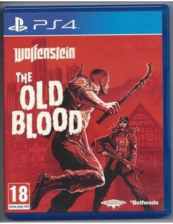 WOLFENSTEIN THE OLD BLOOD for Playstation 4 PS4