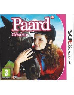 MIJN PAARD EN VEULEN for Nintendo 3DS