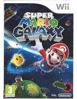 SUPER MARIO GALAXY für Nintendo Wii - Anleitung in Deutsch