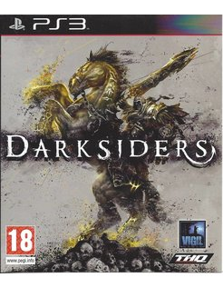 DARKSIDERS for Playstation 3 PS3