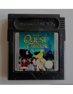 QUEST FOR CAMELOT for Nintendo Game Boy COLOR GBC