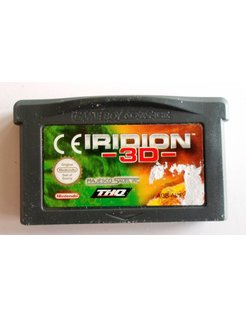 IRIDION 3D for Game Boy Advance GBA
