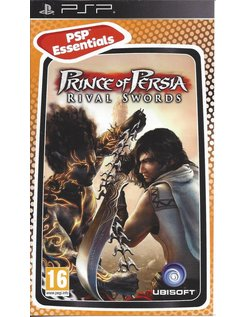 PRINCE OF PERSIA RIVAL SWORDS for PSP