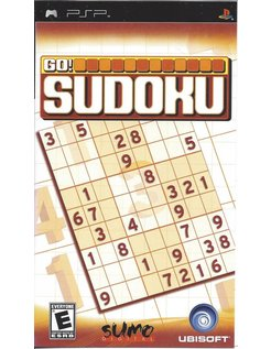 GO SUDOKU for PSP