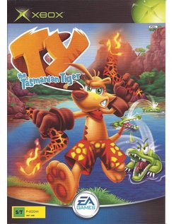 TY THE TASMANIAN TIGER for Xbox