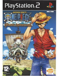 ONE PIECE GRAND ADVENTURE for Playstation 2 PS2