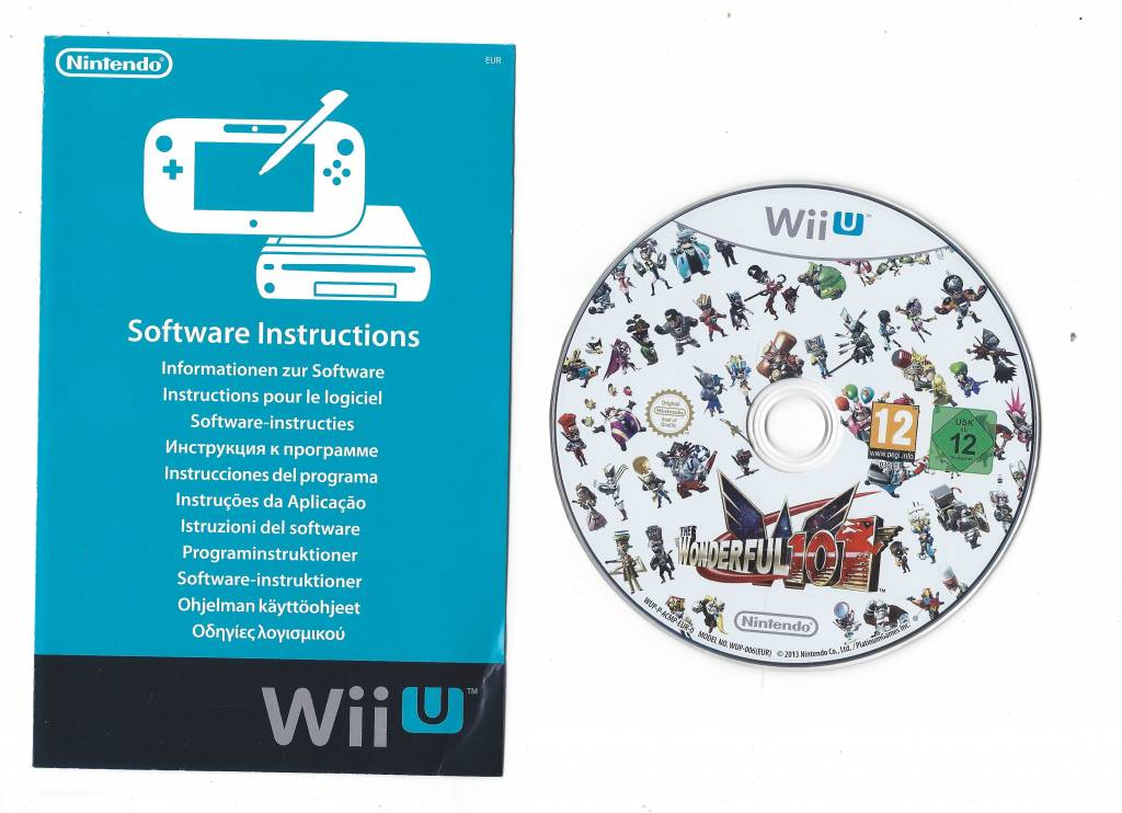 The Wonderful 101 For Nintendo Wii U Passion For Games Webshop
