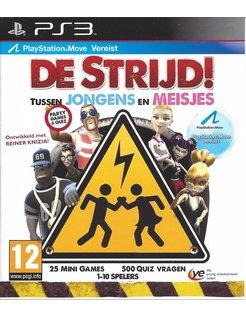 DE STRIJD TUSSEN JONGENS EN MEISJES for Playstation 3 PS3