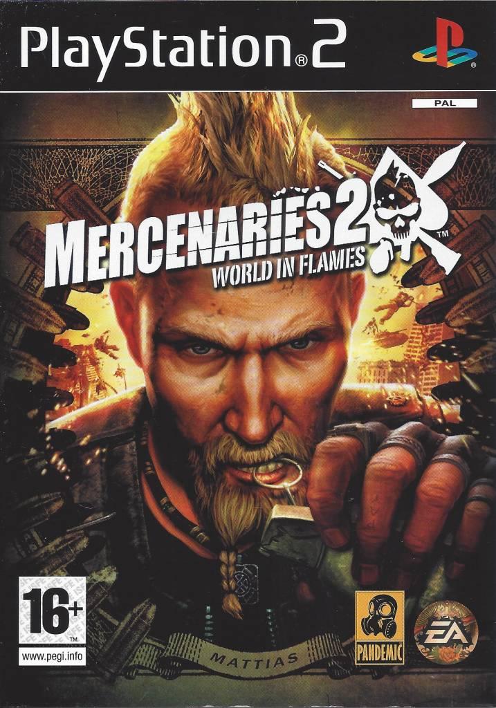 Mercenaries 2 world in flames for playstation 2 ps2 passion for mercenaries 2 world in flames for playstation 2 ps2 altavistaventures Gallery