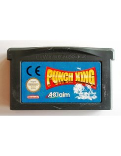 PUNCH KING for Nintendo Game Boy Advance GBA