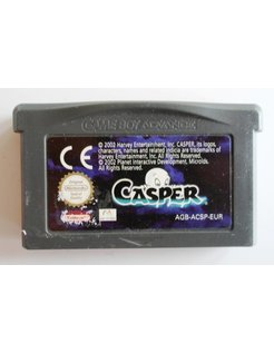 CASPER voor Nintendo Game Boy Advance GBA