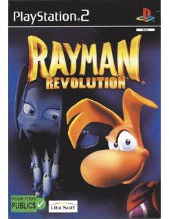 RAYMAN REVOLUTION für Playstation 2