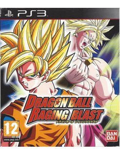 DRAGON BALL RAGING BLAST for Playstation 3 PS3