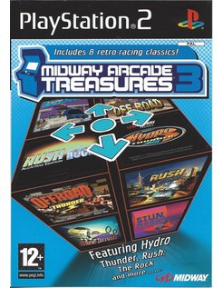 MIDWAY ARCADE TREASURES 3 für Playstation 2 PS2