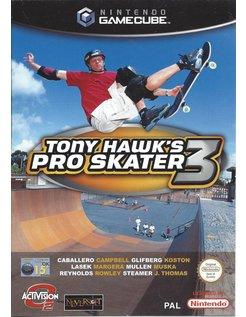 TONY HAWK'S PRO SKATER 3 for Nintendo Gamecube