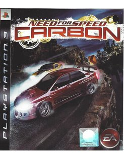 NEED FOR SPEED CARBON for Playstation 3 PS3