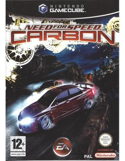 NEED FOR SPEED CARBON for Nintendo Gamecube