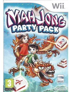 MAHJONG PARTY PACK for Nintendo Wii