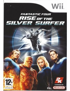 FANTASTIC FOUR RISE OF THE SILVER SURFER für Nintendo Wii