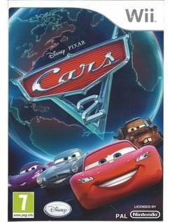 DISNEY PIXAR CARS 2 for Nintendo Wii