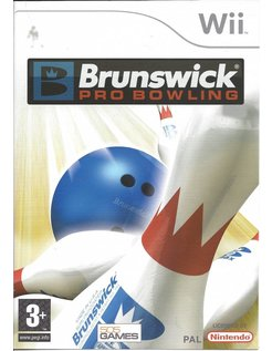 BRUNSWICK PRO BOWLING voor Nintendo Wii