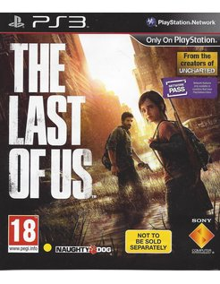THE LAST OF US for Playstation 3 PS3