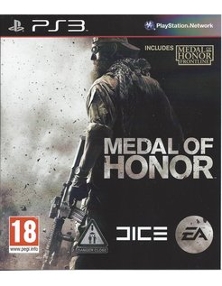 MEDAL OF HONOR for Playstation 3 PS3