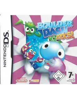 BOULDER DASH ROCKS for Nintendo DS