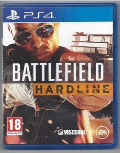 BATTLEFIELD HARDLINE für Playstation 4 PS4
