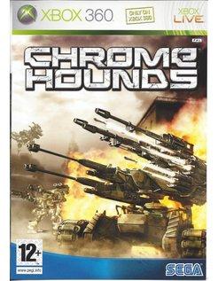 CHROME HOUNDS CHROMEHOUNDS for Xbox 360