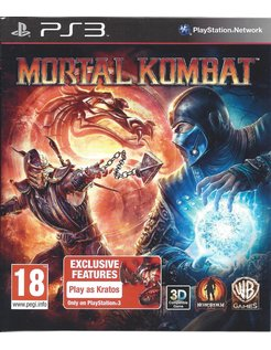 MORTAL KOMBAT voor Playstation 3