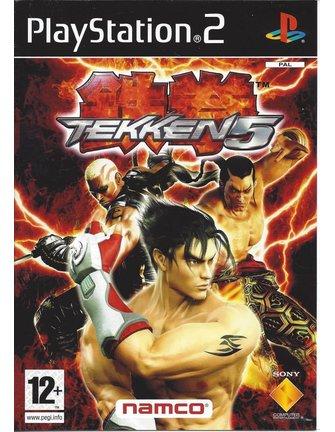 TEKKEN 5 for Playstation 2 PS2